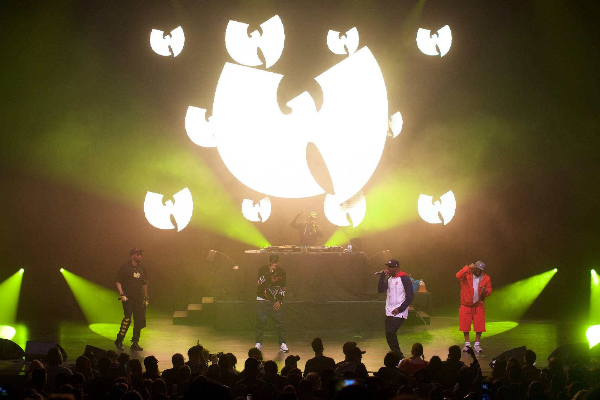 TD Vancouver International Jazz Fest Presents: Wu Tang Clan at the Queen Elizabeth Theatre, Vancouver, Jun 23 2019. Scott Alexander photo.