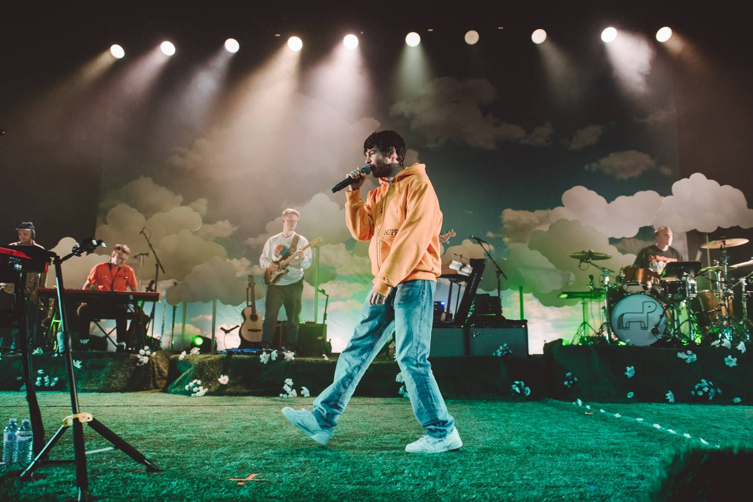 Rex Orange County at the PNE Forum, Vancouver, Jan 20, 2020. Pavel Boiko photo.