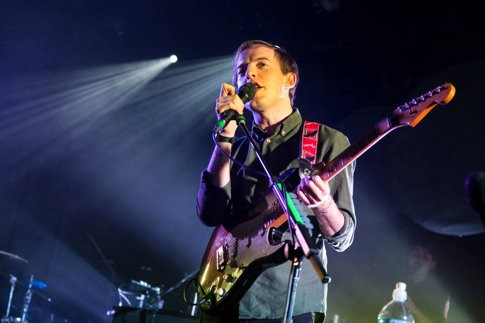 Bombay Bicycle Club At The Commodore Ballroom The Snipe News