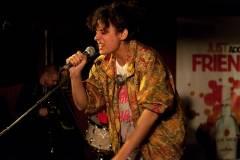 Callers at Media Club, Vancouver, March 27 2011. Ashley Tanasiychuk photos