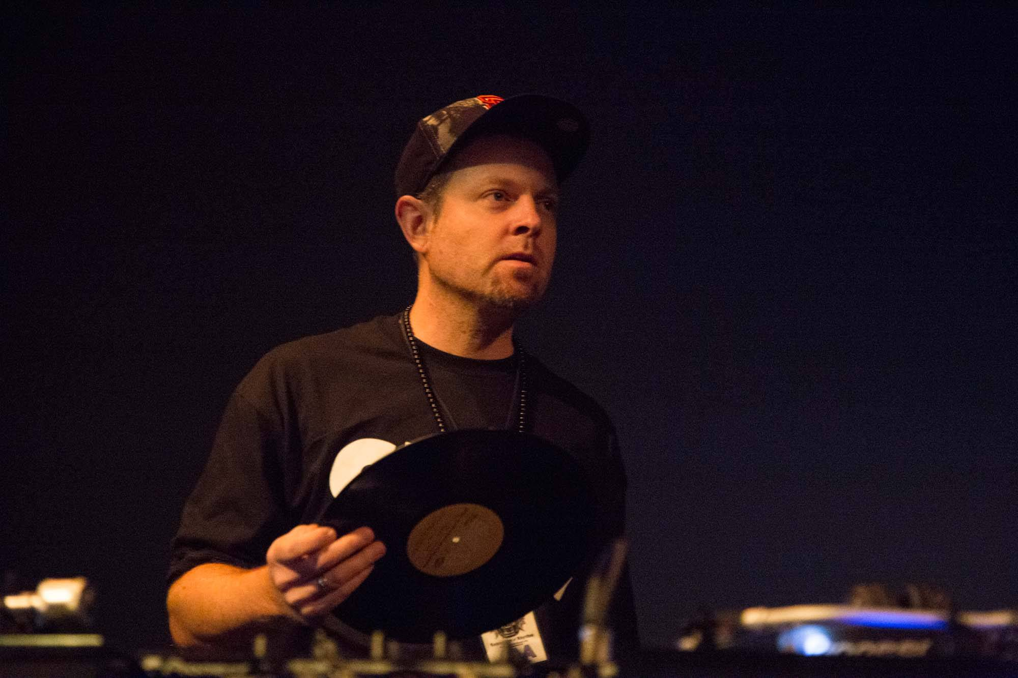 Dj Shadow And Cut Chemist At The Commodore Ballroom The