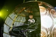 DJ Shadow at the Commodore Ballroom, Vancouver, Oct 25 2010