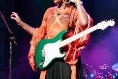 India.Arie at the Orpheum Theatre, Vancouver, March 20 2010. Kayla Joffe photos