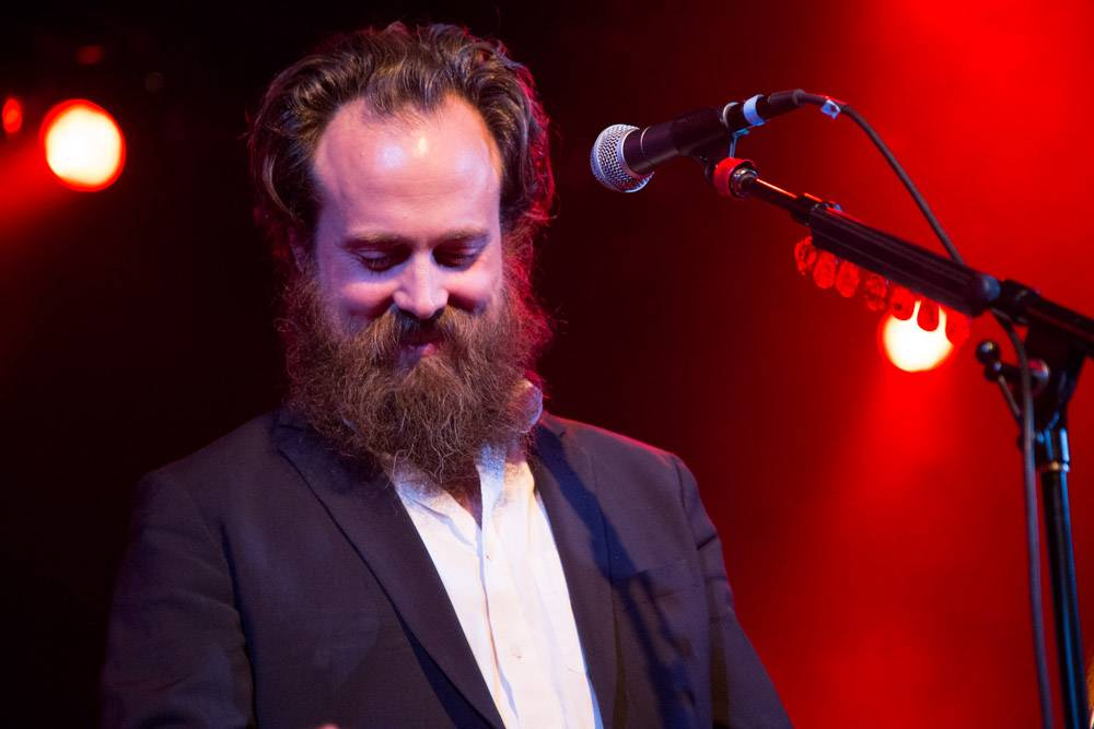 Iron And Wine At The Commodore Ballroom Vancouver