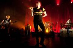 My Chemical Romance at the Centre in Vancouver for Performing Arts, April 2 2011. Ashley Tanasiychuk photos