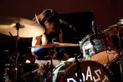 Quasi at Rickshaw Theatre, Vancouver, Feb 11 2011. Ashley Tanasiychuk photos
