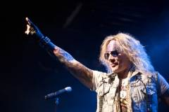 Steel Panther at the Commodore Ballroom, Vancouver, March 9, 2011. Jade Dempsey photos