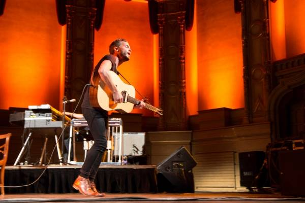 The Tallest Man On Earth At The Opheum The Snipe News