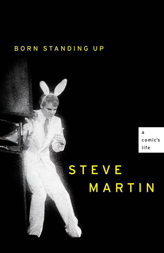 Born Standing Up book cover