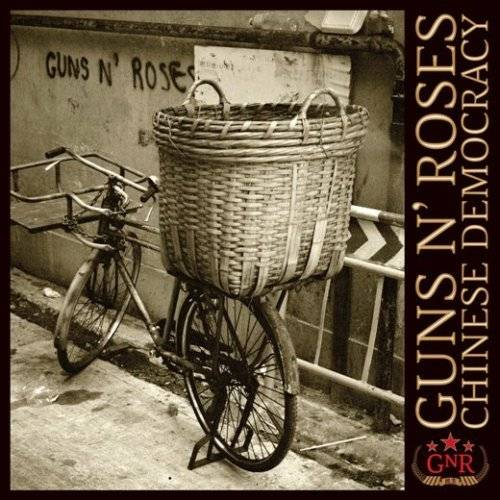 Chinese Democracy album cover image