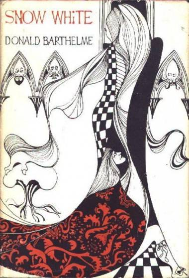 Snow White by Donald Barthelme book cover image