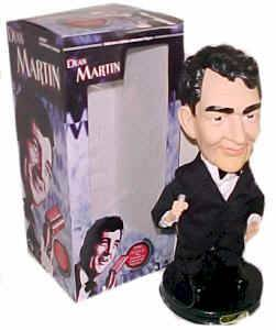 Dean Martin animatronic doll