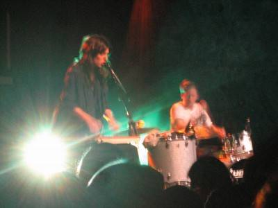 Wildbirds and Peacedrums concert photo