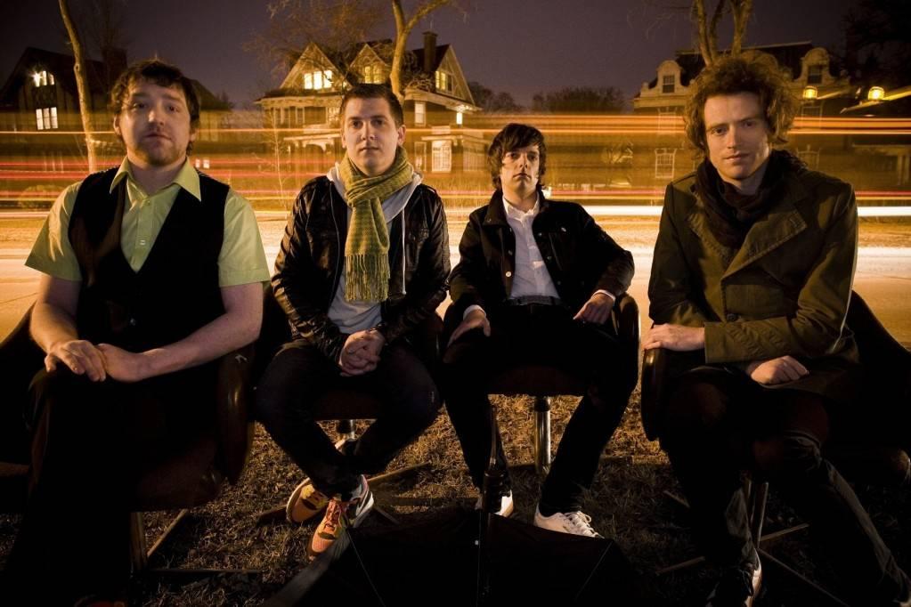 Winnipeg band The Waking Eyes