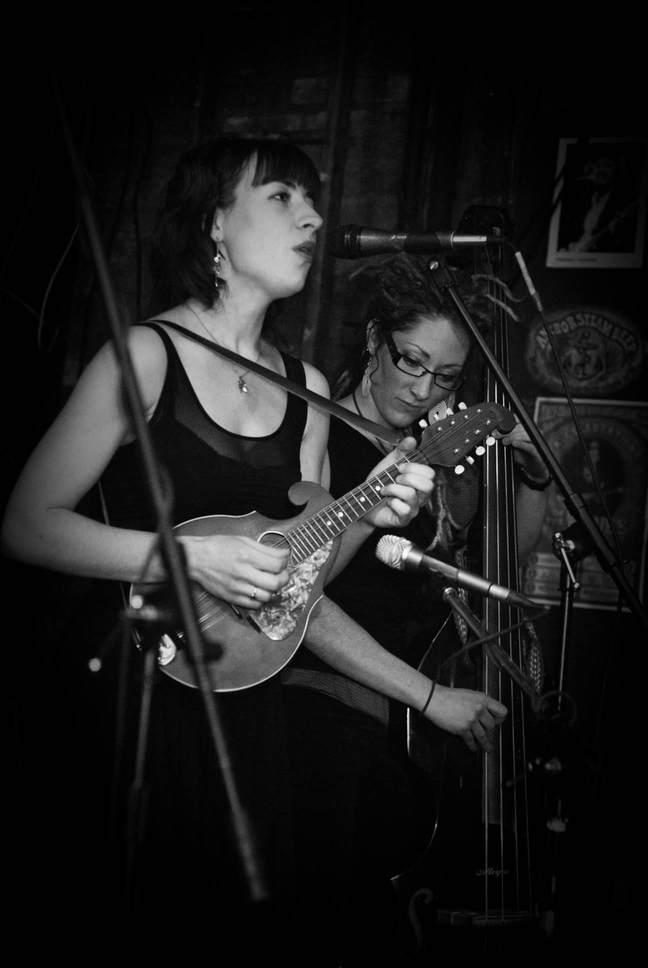 Kuzina and Marie-Josee Dandeneau