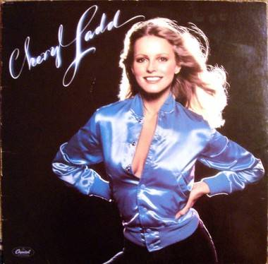 Cheryl Ladd album cover