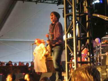 X Coachella 2009 photo