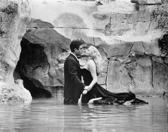 Scene from La Dolce Vita
