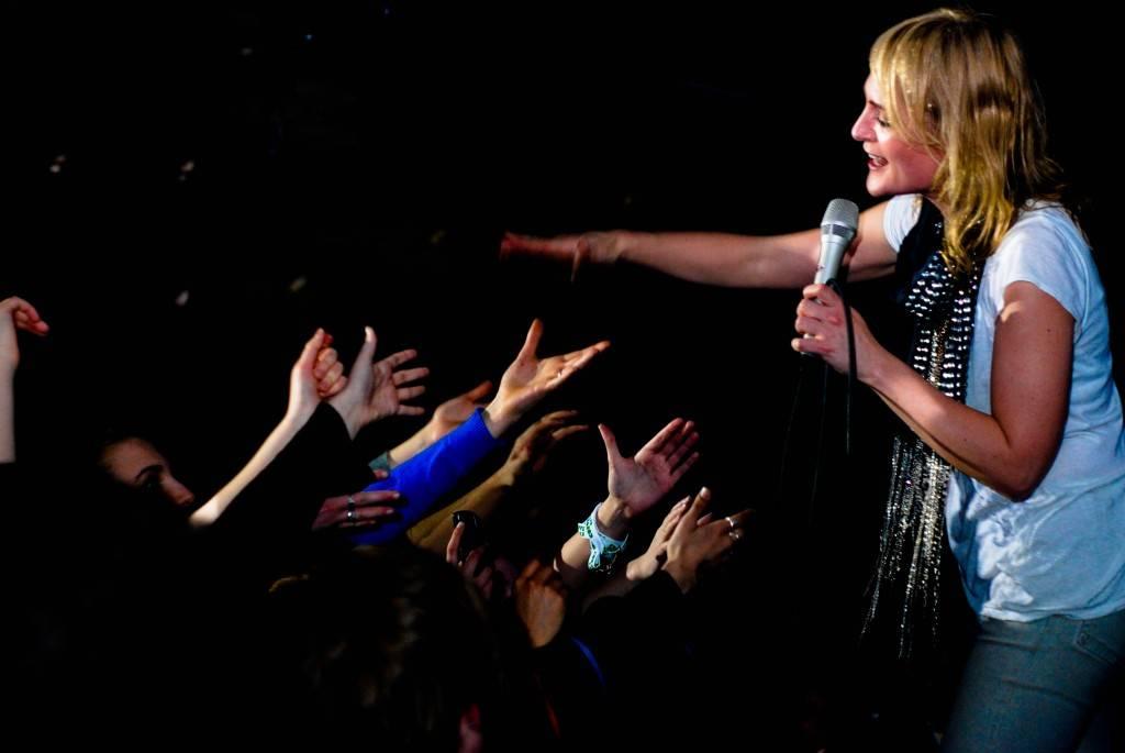 Emily Haines concert photo
