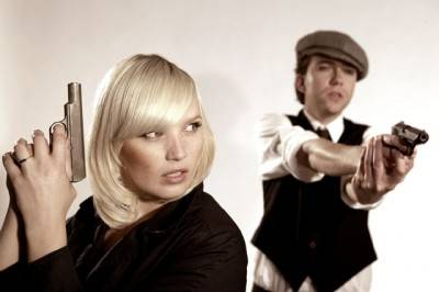 Raveonettes publicity photo