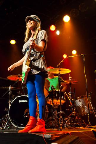 Ting Tings at the Commodore Ballroom