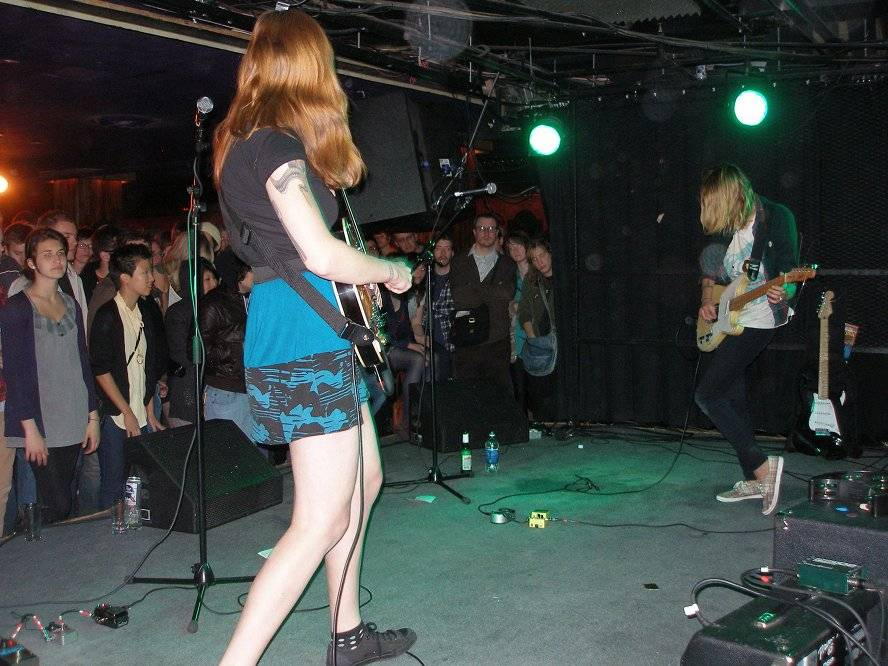 Vivian Girls photo