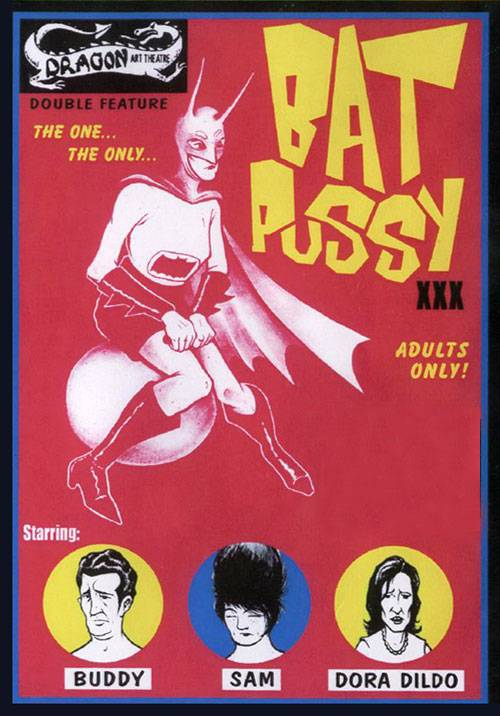 Bat Pussy movie poster