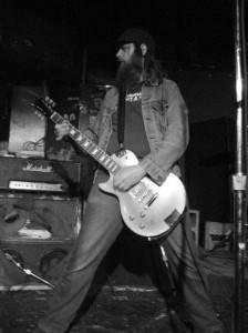 Ian Blurton C'mon band photo