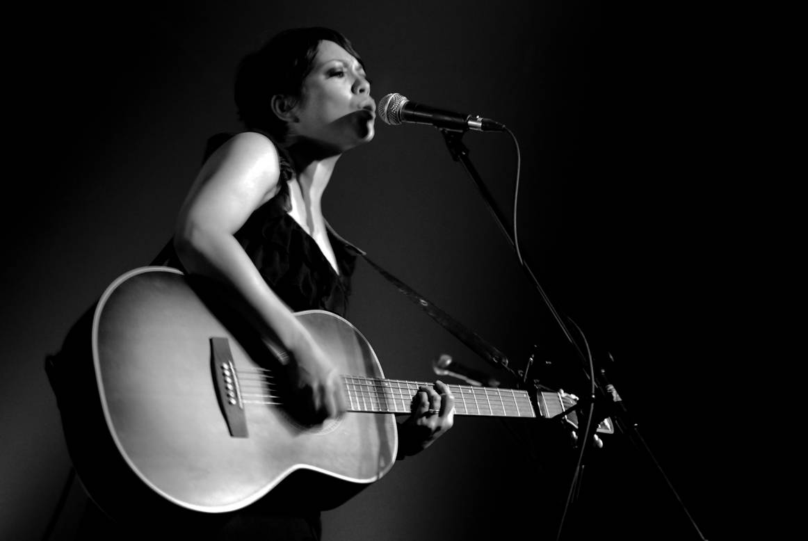 Emm Gryner at the Park Theatre photo