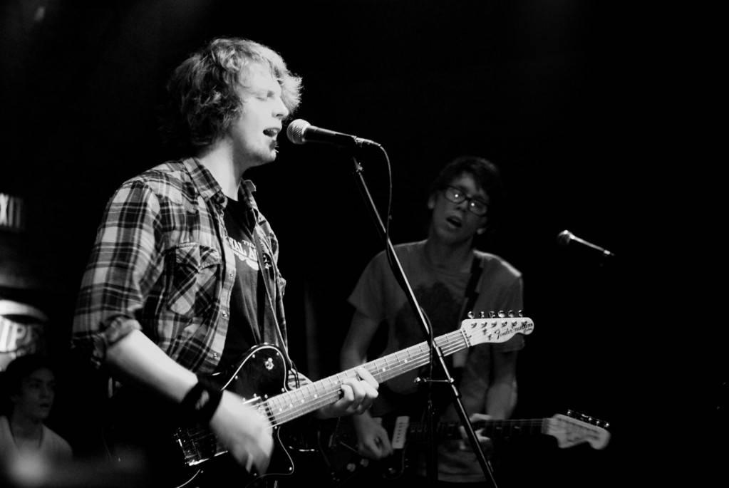 Haunter at the Pyramid Cabaret, Winnipeg, May 25 2009