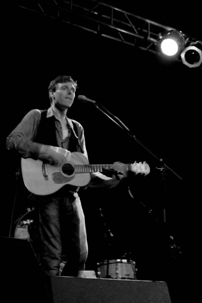 Joel Plaskett at the Garrick Theatre, Winnipeg