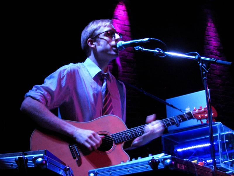 James Yuill at Richard's on Richards photo