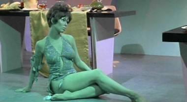 Yvonne Craig Marta Star Trek