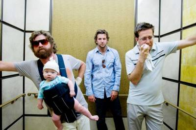 The Hangover movie photo