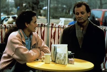 Andie MacDowell Bill Burray Groundhog Day