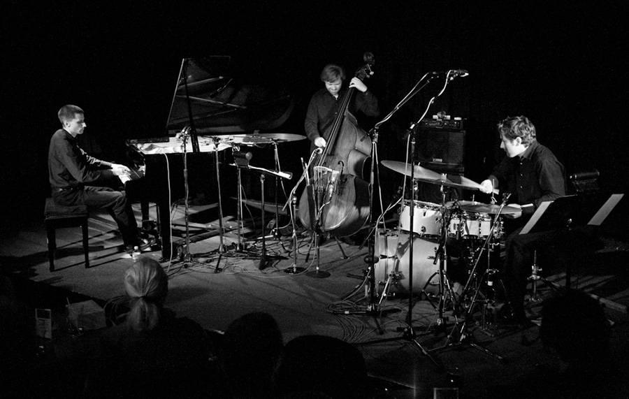 The John Stetch Trio.