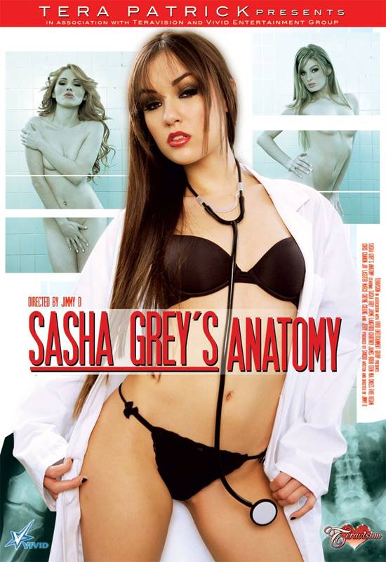 Sasha Grey's Anatomy cover image.