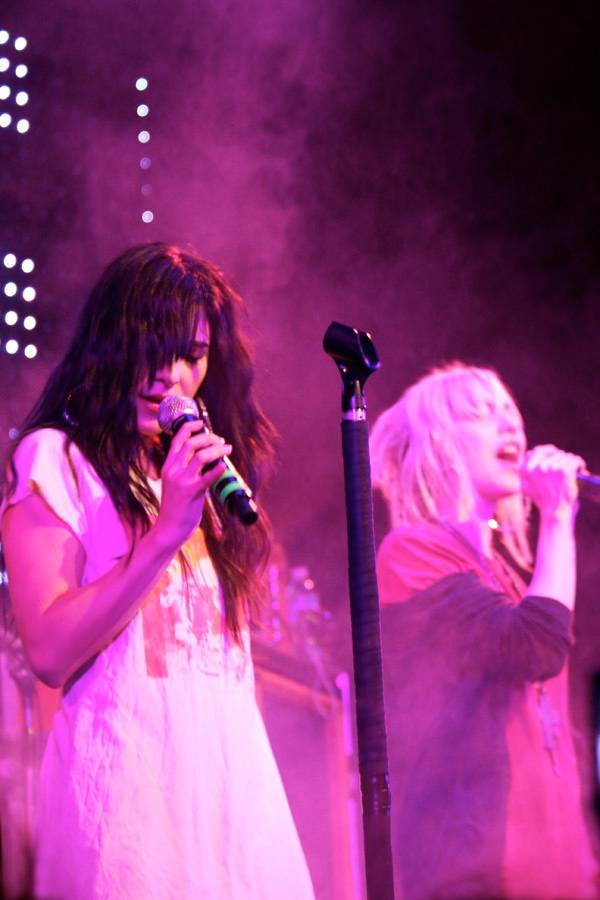 The Veronicas in Vancouver concert photo