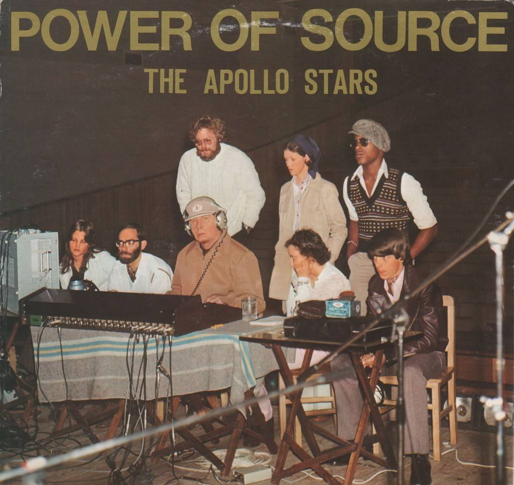 Power of Source by Apollo Stars album cover