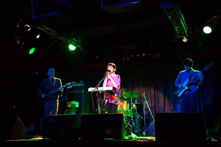 Cryptacize at the Red Room, Nov 17. Melissa Skoda concert photo