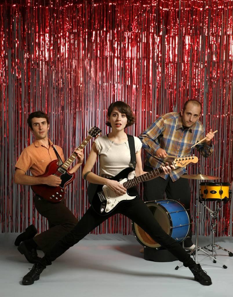 Cryptacize band photo