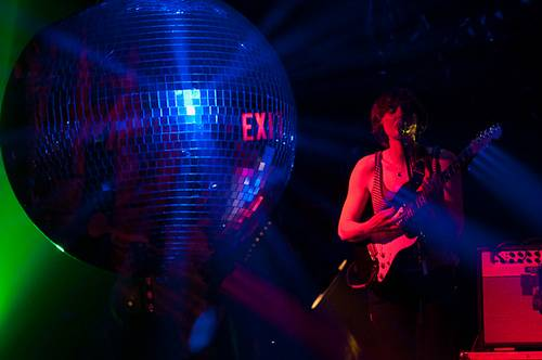 Land of Talk at the Pyramid Cabaret, Winnipeg