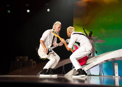 No Doubt at GM Place, July 18 2010. Melissa Skoda photo