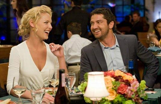 Katherine Heigl Gerard Butler The Ugly Truth movie image