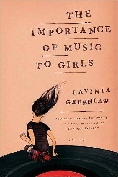 the importance of music to girls book cover