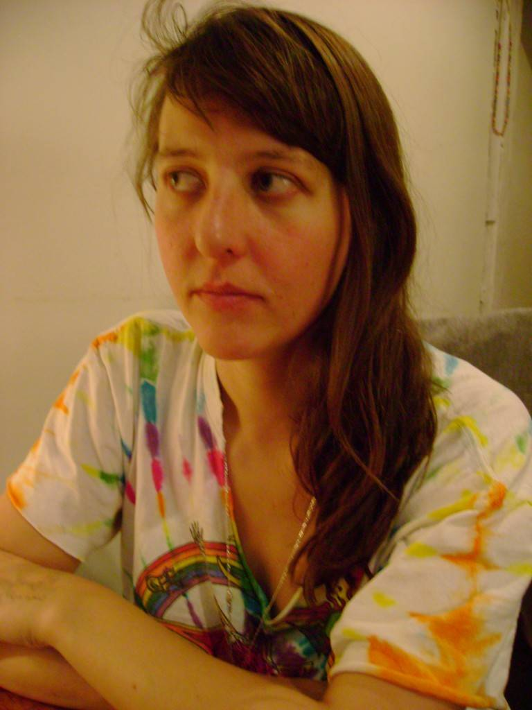 Jennifer Castle of Castlemusic press photo