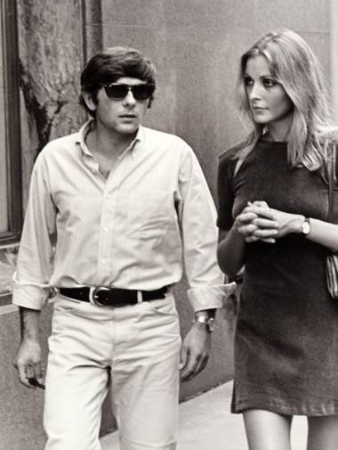Roman Polanski and Sharon Tate photo
