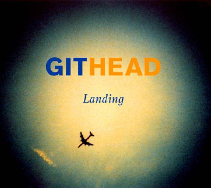 Githead Landing album cover image