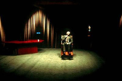 Michael J. Anderson, Mulholland Drive movie