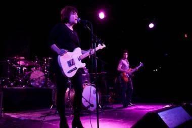 The Ettes at the Commodore Ballroom, 2009.